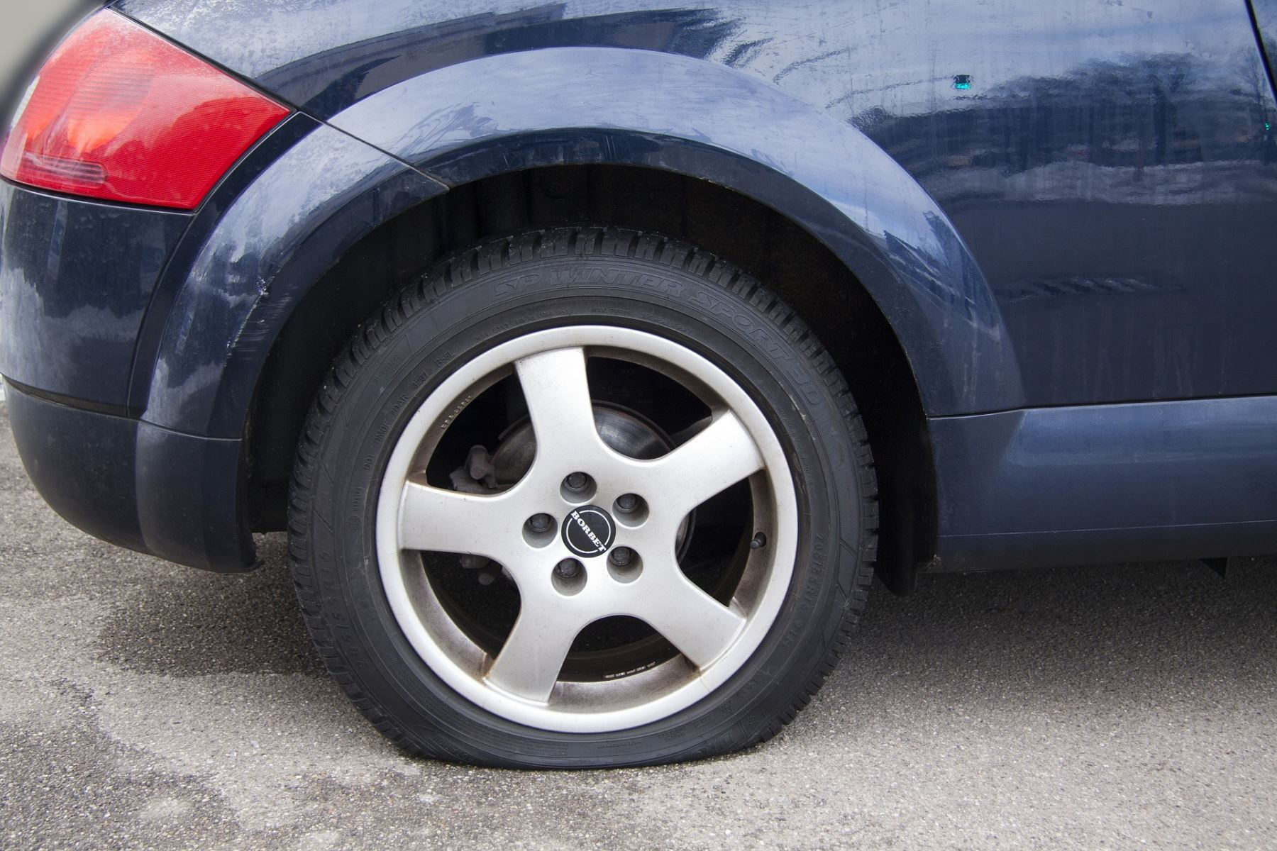 Here's Why Tire Pressure Matters