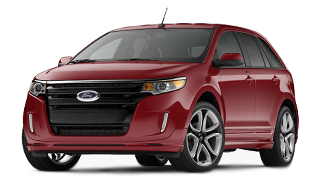 10 Safest Cars of 2014 - Ford Edge