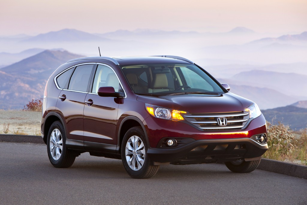 10 Safest Cars for 2014 - Honda CRV