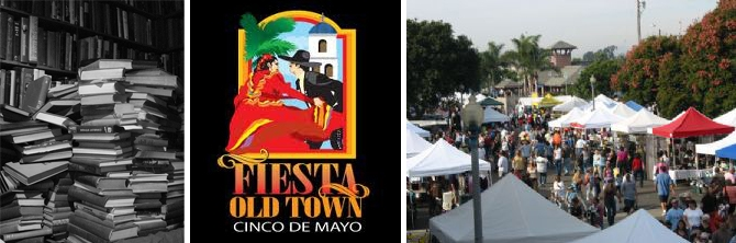 Literary Arts Fest, Miss Cinco de Mayo, and Spring Village Faire