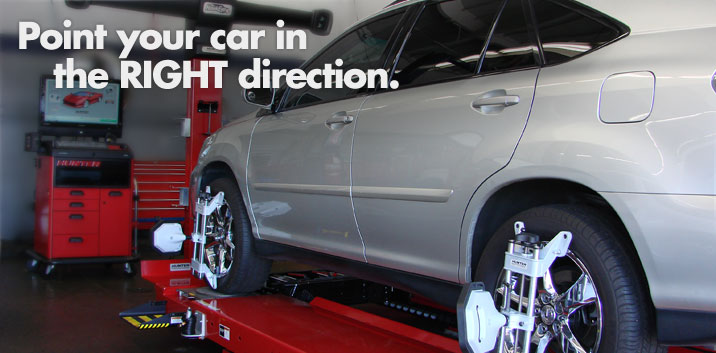How Do I Know If My Vehicle Is Out Of Alignment?